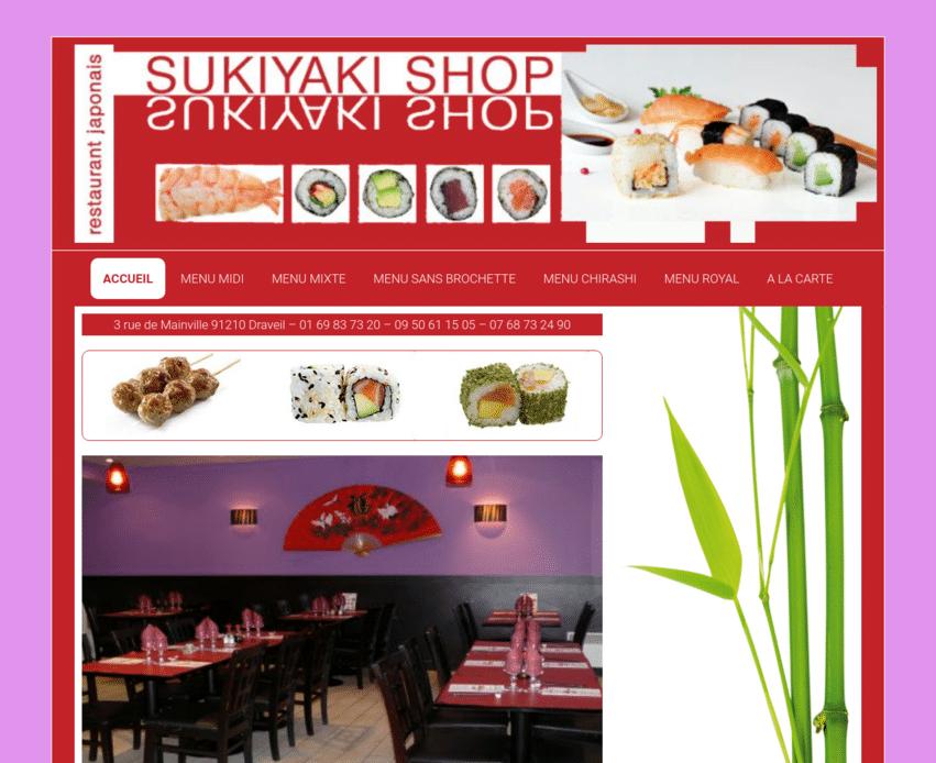 sukiyaki-shop