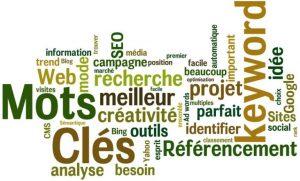A la recherche des bons mots clés et / ou expressions